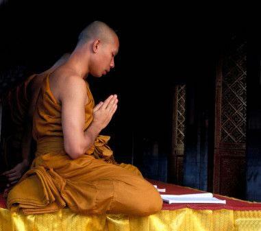 Que significa soñar con monje
