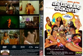 AS TARADAS ATACAM - CINEMA NACIONAL