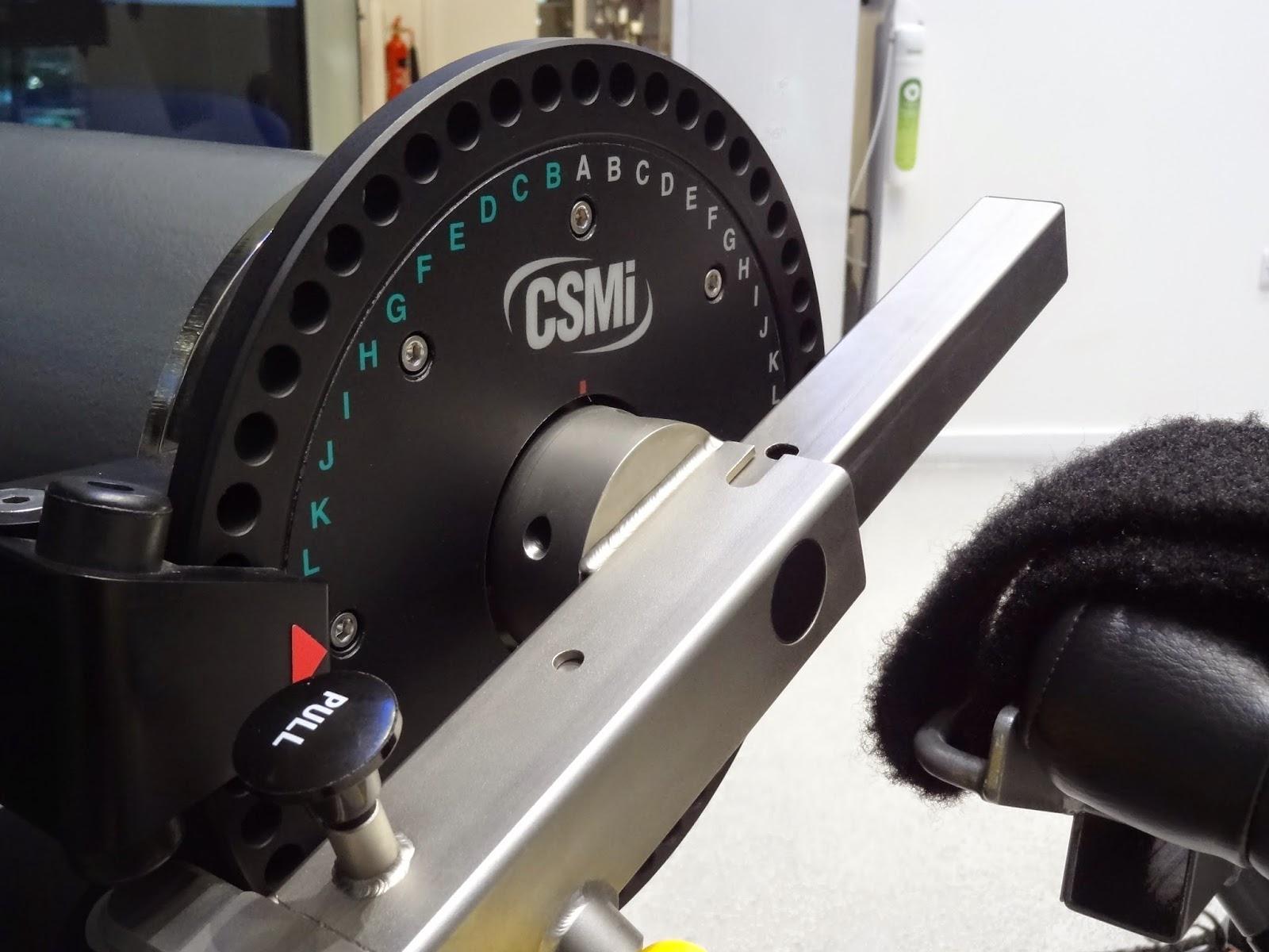 Asics Running Lab Isokinetic Dynamometer