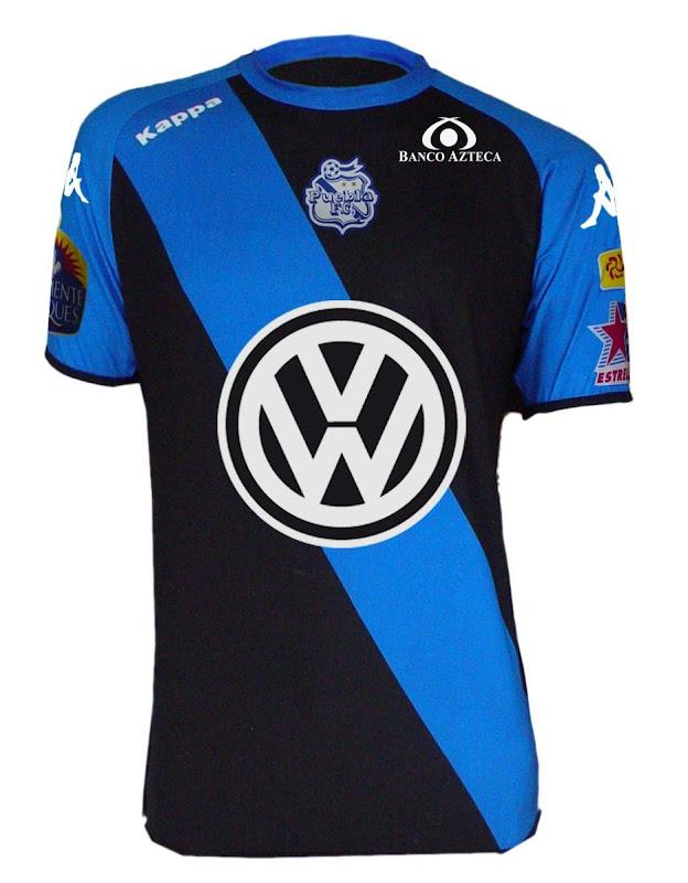 nuevo uniforme de gala puebla 2011 - 2012