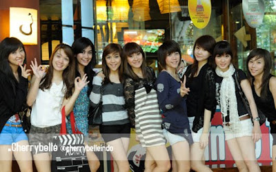 biodata cherry belle,video cherry belle,foto profil cherry belle