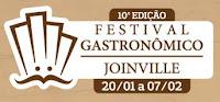 10ª Edição Festival Gastronômico Joinville