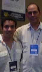 Con Fernando Velasquez