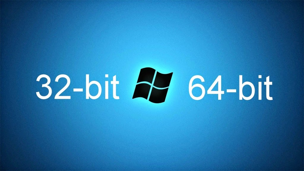 Difference Between 32-bit and 64-bit Versions of Windows