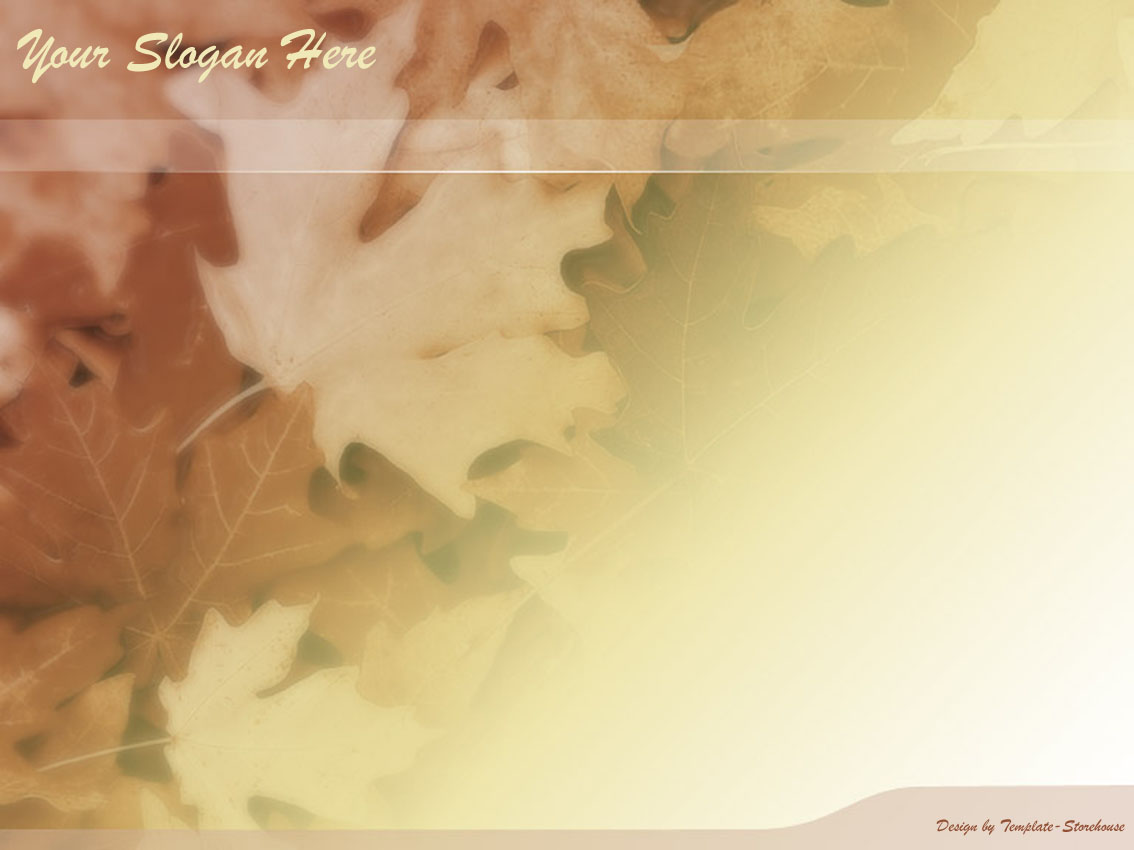 Fall Flyer Template Microsoft Autumn templates