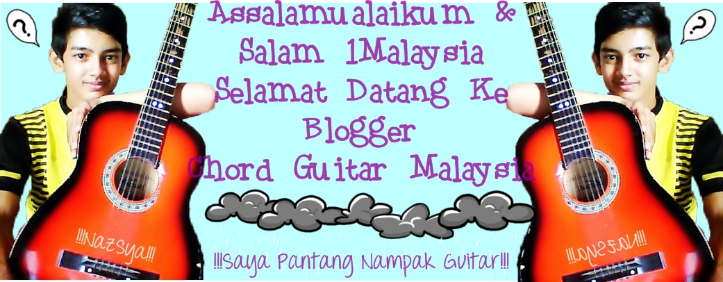 Chord Guitar Malaysia