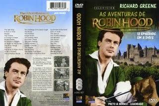 AS AVENTURAS DE ROBIN HOOD - SÉRIE DE TV