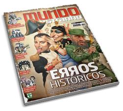 Capa Revista Mundo Estranho – Março de 2011   Ed. 109