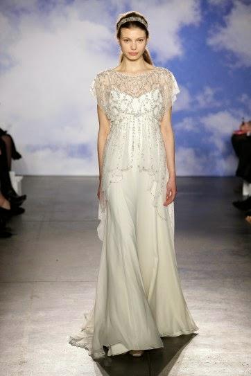 Alabaster Wedding Dress 28 New  worn by Hollywood