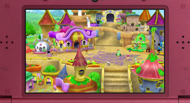 Pokémon Super Mystery Dungeon town hub Miltank Lilligant Nintendo Direct Micro PSMD