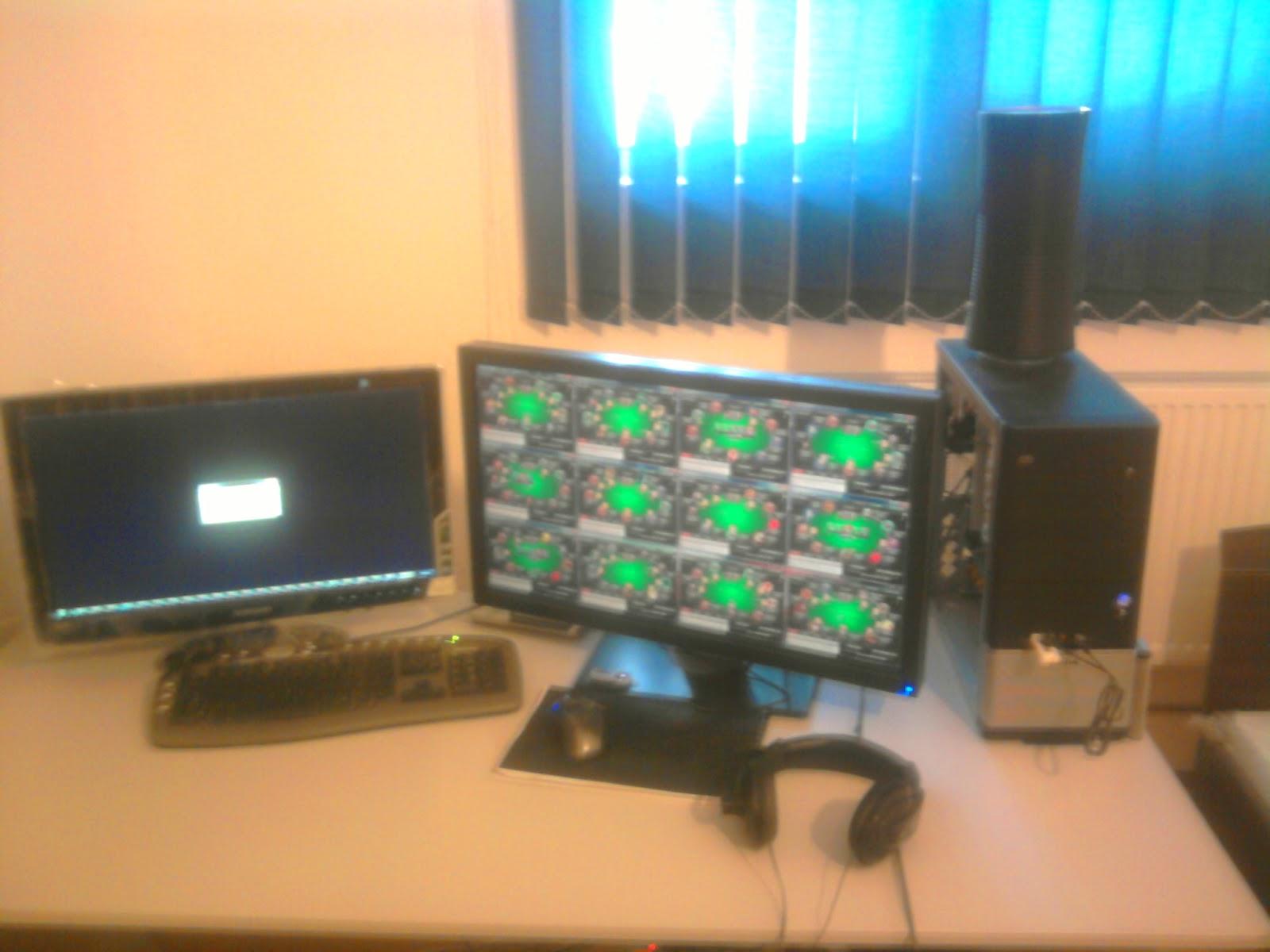 Online poker pc setup