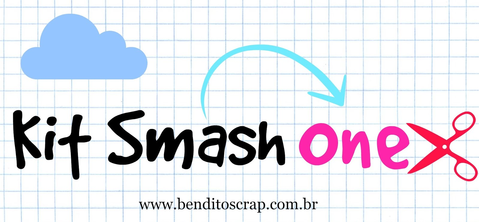 Kit Smash One: Peça o seu!