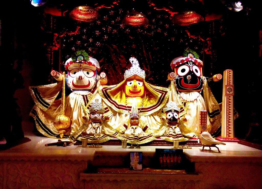 Jagannath Puri idols