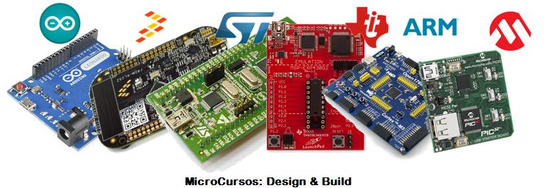 MicroCursos: Design & Build