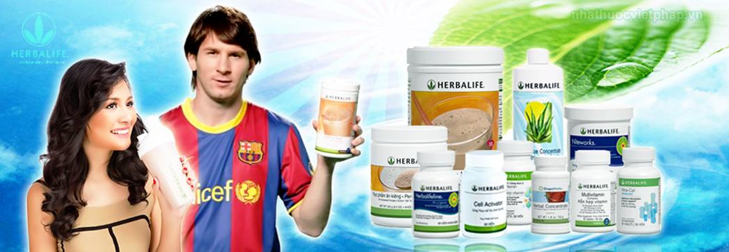 Bán thực phẩm chức năng Herbalife giá rẻ