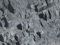 Jual Citra Satelit Untuk Pertahanan dan Intelijen
