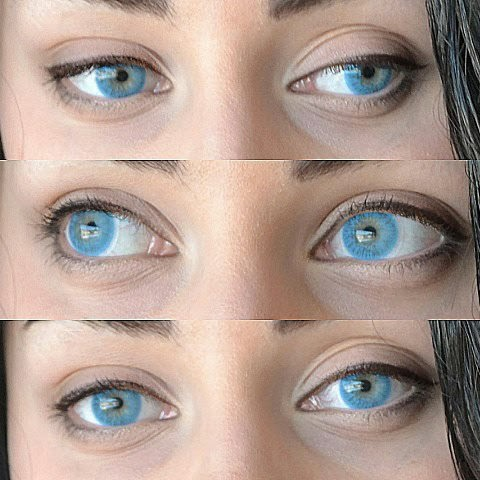 Limbal Ring Blue