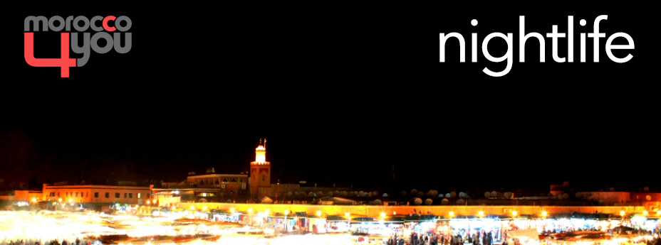 Morocco4you /// Marakes Kazablanka Tanca Rabat Fes /// Restaurant Bar Club Casino