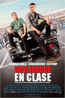 Infiltrados en clase (21 Jump Street) (2012) Online