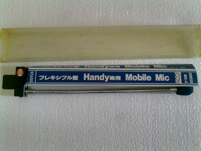 MIC EXTENDED HT JAPAN ORIGINAL