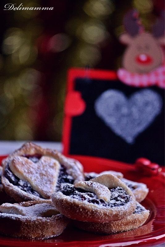 Mincement i ciasteczka świąteczne
