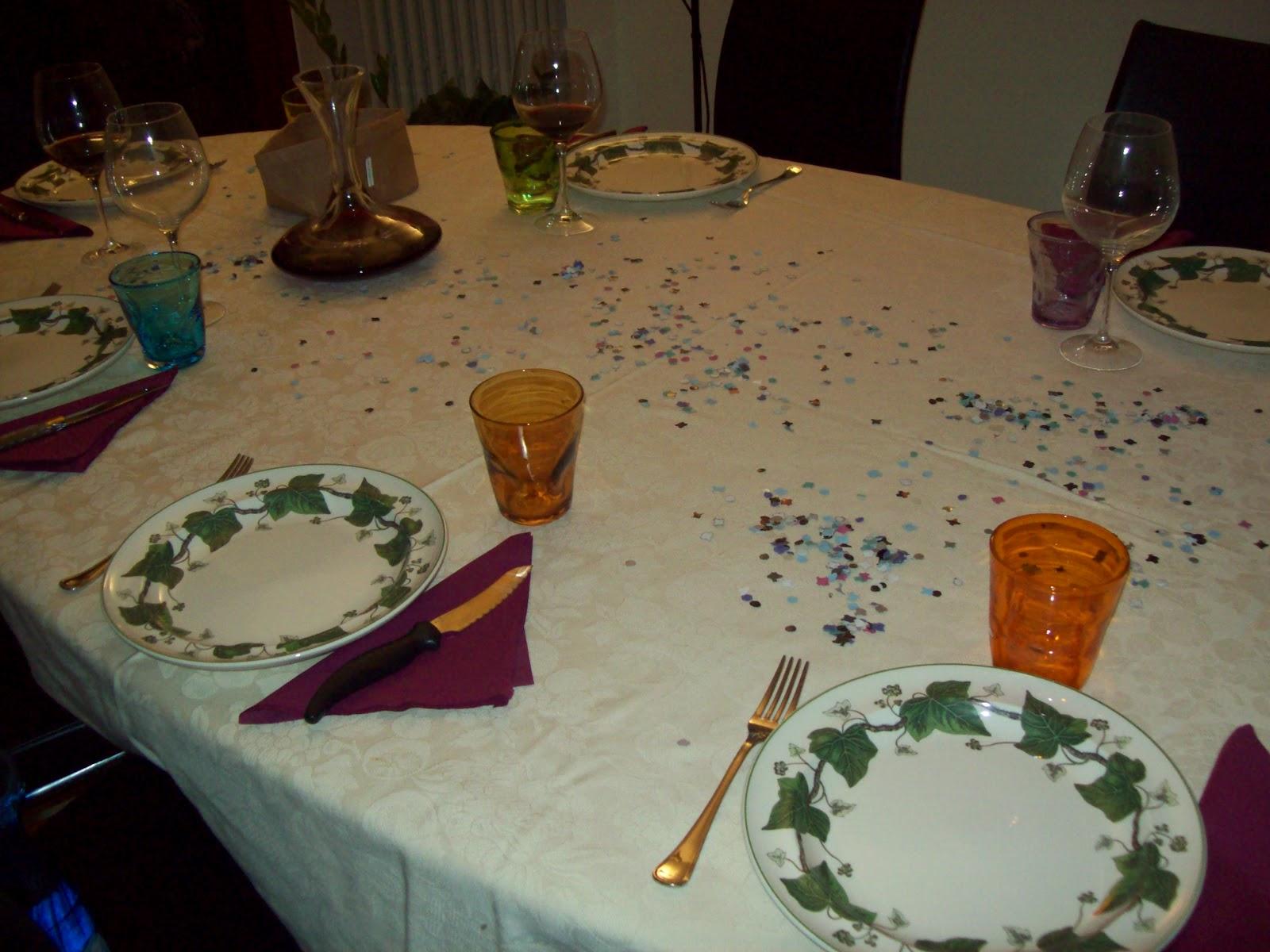 Chiedilo a zia lodo come decorare la tavola di carnevale - Decorare la tavola per carnevale ...