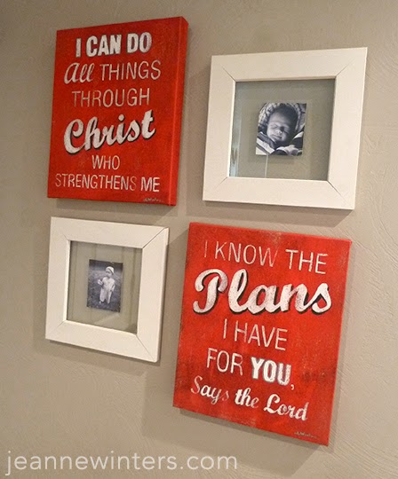 Inspiring Ideas with artist Jeanne Winters: Wall Art Canvases ...