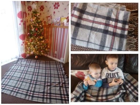 Yorkshire Blog, Mummy Blogging, Parent Blog, Tartan, Buyakilt.com, Blanket, Rug, Review,