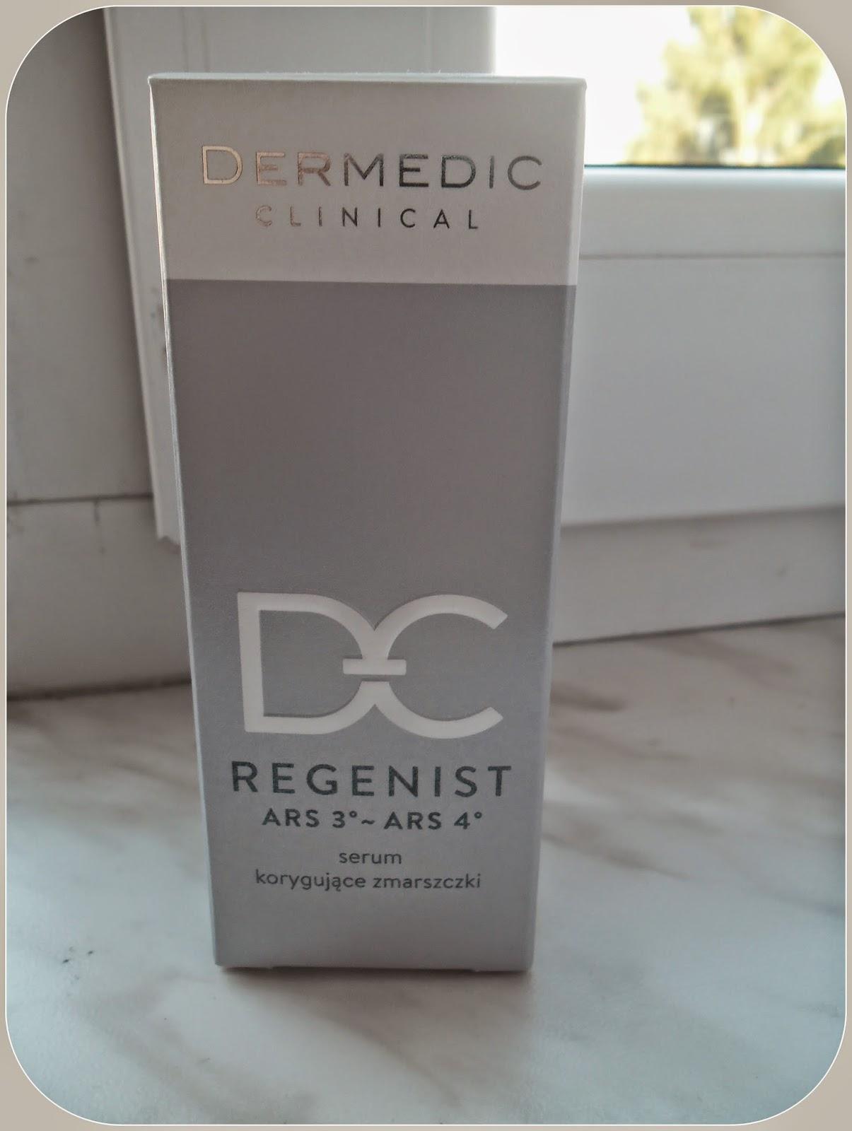 Recenzja serum korygującego zmarszczki od DERMEDIC