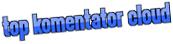 top komentator cloud