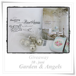 GiveAway hos Garden&amp;Angel