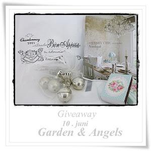 GiveAway hos Garden&Angel