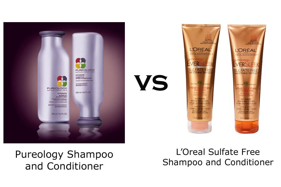 Loreal Color Safe Sulfate Free Shampoo