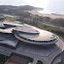 Empresario chino construye una nave Enterprise para sus oficinas