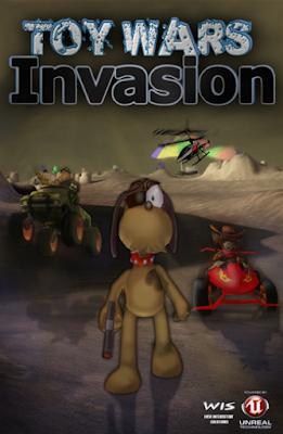 Toy Wars Invasion-HI2U