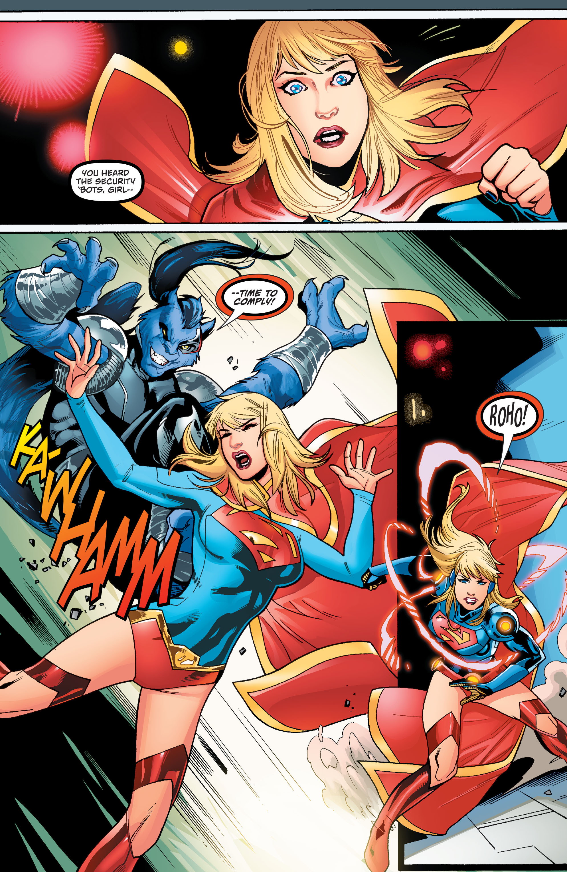 Supergirl (2011) Issue #39 #41 - English 14