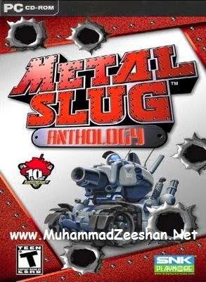 Metal Slug PC Game Full Version