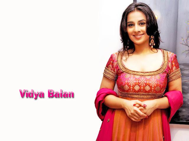 Vidya Balan HD Wallpaper