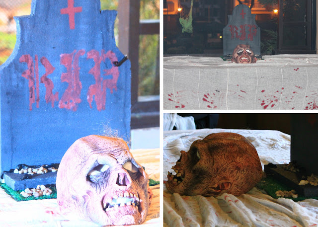 Walking Dead Party Decoration Ideas