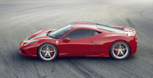 2016 Ferrari 458 Italia Review