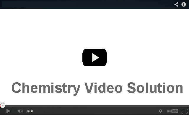 AIPMT Re Exam Video Solution  Chemistry
