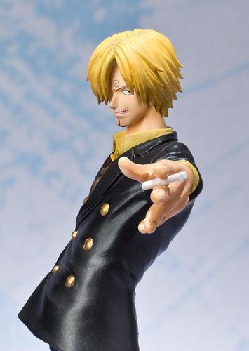 Figuarts ZERO One Piece Sanji New World Edition Ver.