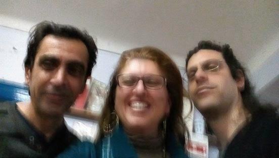 El Blog de María Serralba-Entrevista en Radio Mutant