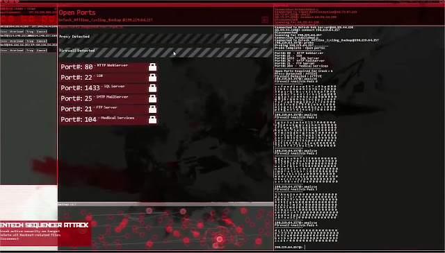Hacknet Attack