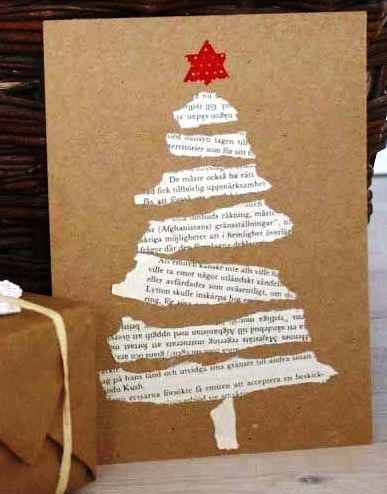 easy christmas cards to make at home homemade handmade