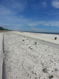 White sands of Gulfshores MS