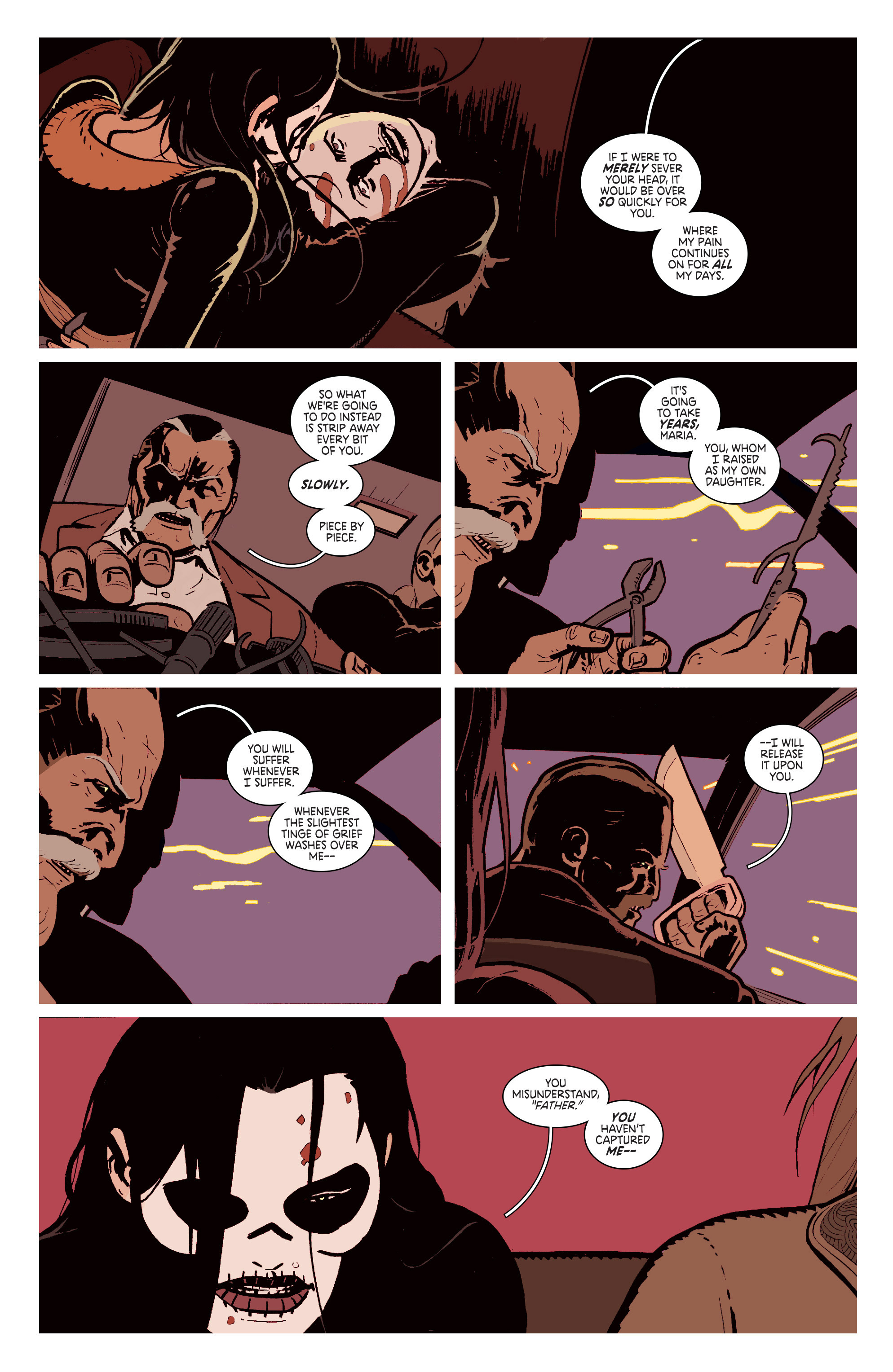 Read online Deadly Class comic -  Issue # _TPB 3 - 34