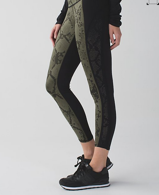 Beyond Boundaries Pant Black/Ziggy Snake Butter Pink Black