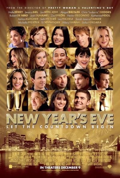 New Years Eve (2011) BRRip 720p Hindi Dubbed