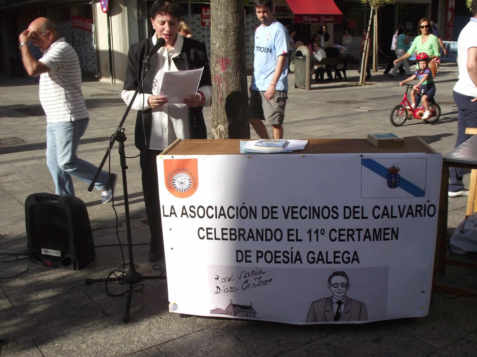Reportaje fotográfico Día das Letras Galegas